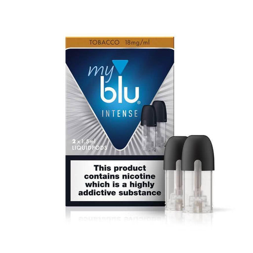 Tobacco Salt Pods by MyBlu