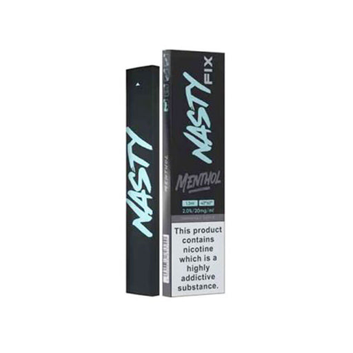 Menthol Disposable Pod Device by Nasty Fix