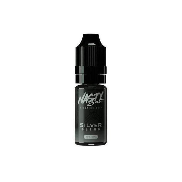 Silver 10ml Salt by Nasty Juice