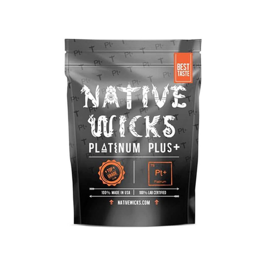 Platinum Plus+ Cotton by Native Wicks