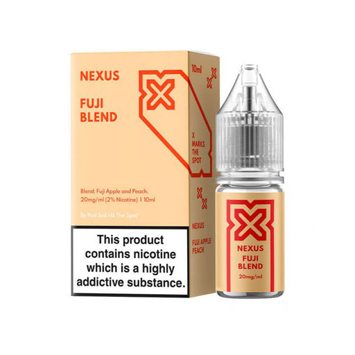 Fuji Blend 10ml Salt eLiquid by Nexus