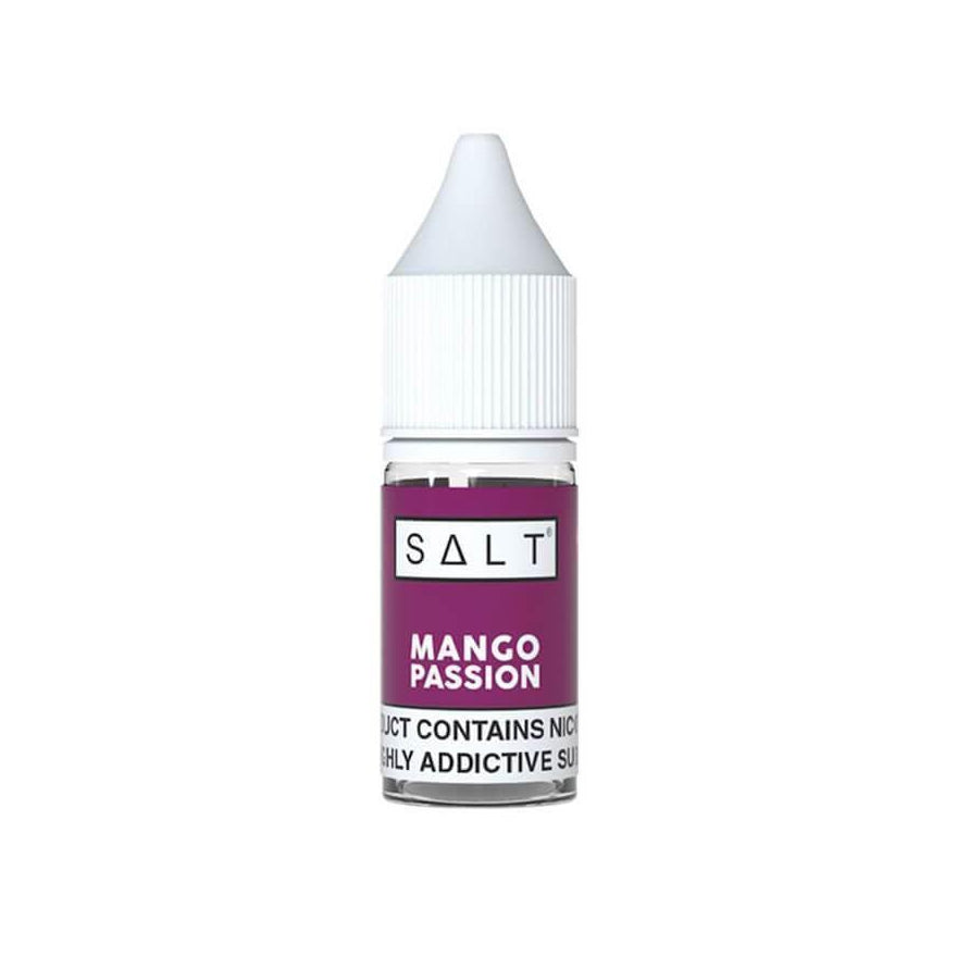 Mango Passion 10ml Salt by SΔLT