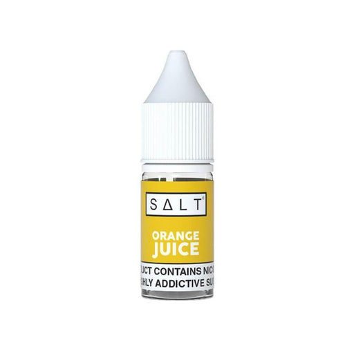 Orange Juice 10ml Salt by SΔLT