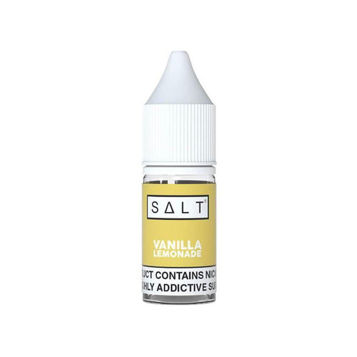 Vanilla Lemonade 10ml Salt by SΔLT