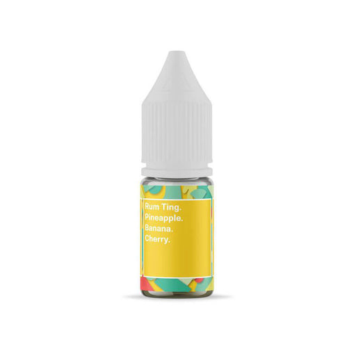 Rum Ting 10ml Salt eLiquid by Supergood