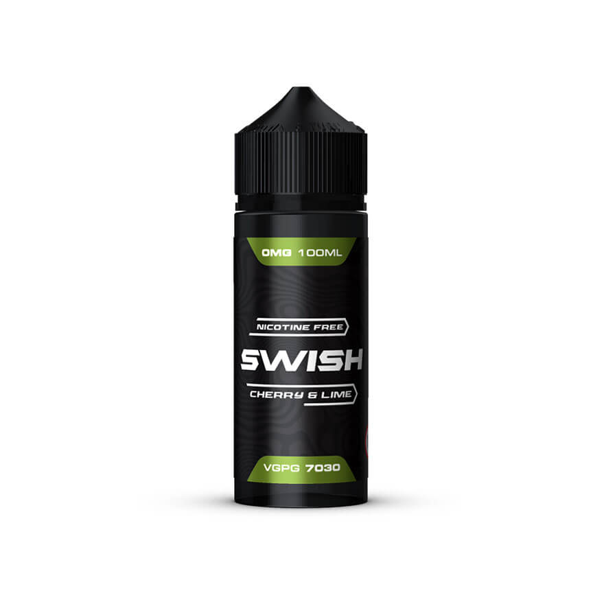 Cherry and Lime 100ml eLiquid by Swish