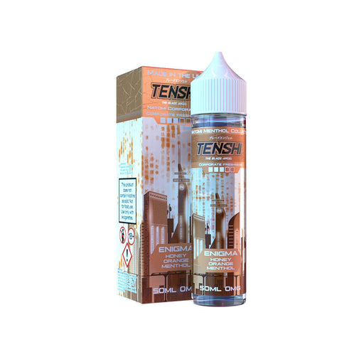 Enigma 50ml eLiquid by Tenshi