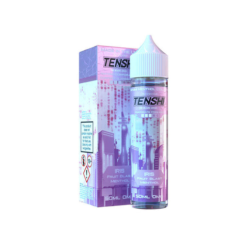 Iris 50ml eLiquid by Tenshi