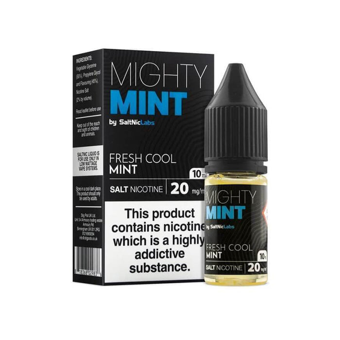 Mighty Mint 10ml Salt by VGOD