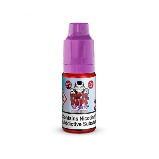Blood Sukka 10ml Salt by Vampire Vape