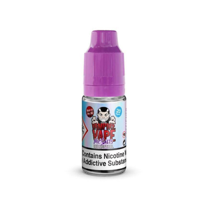 Ice Menthol 10ml Salt by Vampire Vape