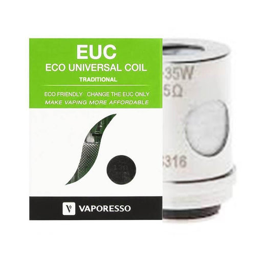 EUC Cotton Coil X5 by Vaporesso