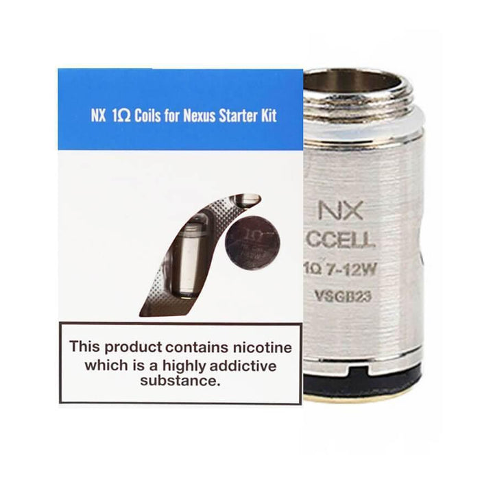 Nexus NX CCell Ceramic Coil X5 by Vaporesso