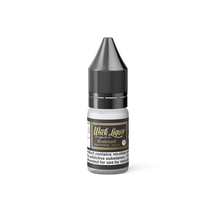 Boulevard Shattered 10ml Salt by Wick Liquor