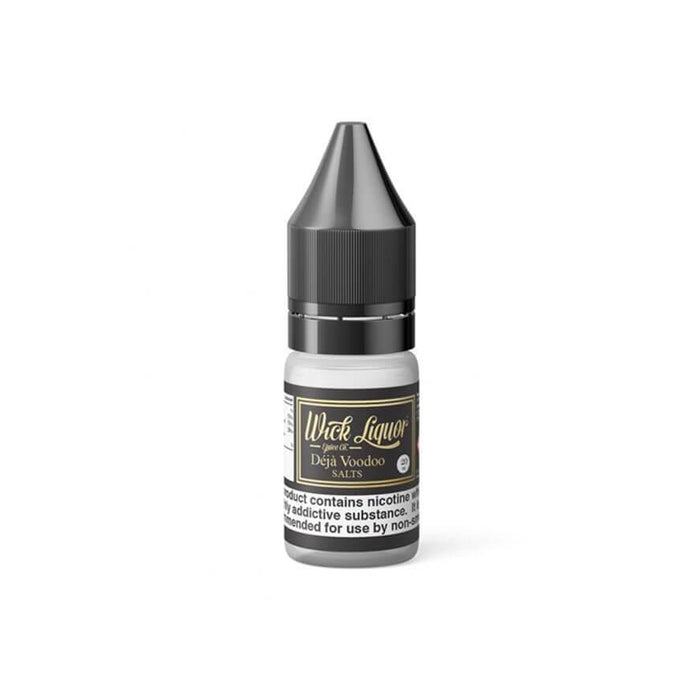 Deja Voodoo 10ml Salt by Wick Liquor