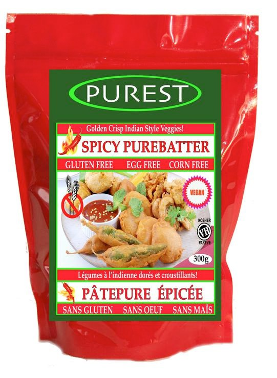 Spicy PureBatter