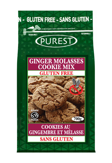 Ginger Molasses Cookie Mix