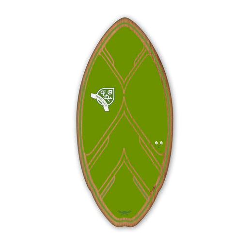 "BUGZ Wood BUG 37"" Skimboard"