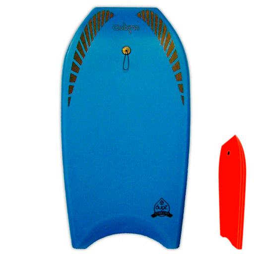 BUGZ Gr. COBRA 105 Red Bodyboard