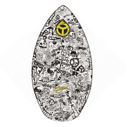 "BUGZ Wood PUNK 39"" Skimboard"