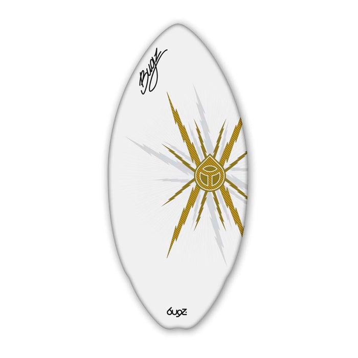 "BUGZ Wood 37"" Dynamic S Skimboard"