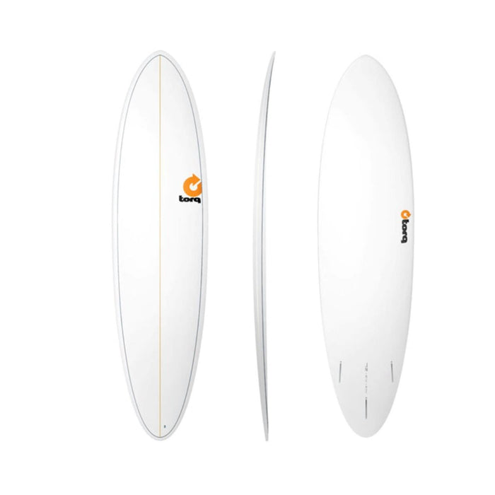 TORQ Epoxy 7.2 Funboard Pinlines