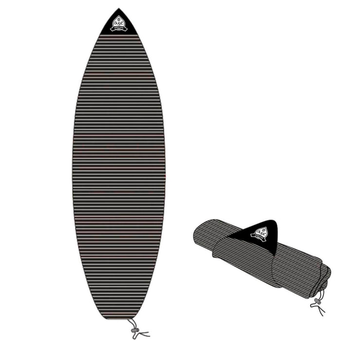 BUGZ Stretch 6.6 Shortboard & Fish Bag