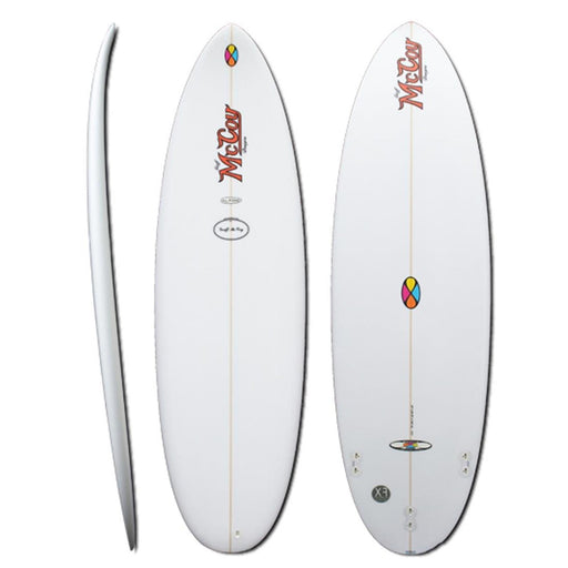 McCoy All Round Nugget 6.6 XF Surfboard