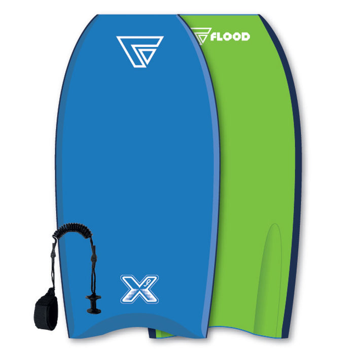 "FLOOD 40"" Blue & Green Dynamix Stringer"