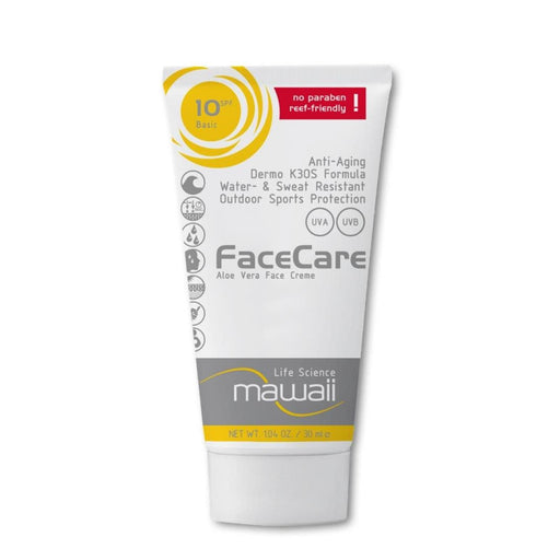 Mawaii FaceCare K3OS Formula, 30ml SPF 10