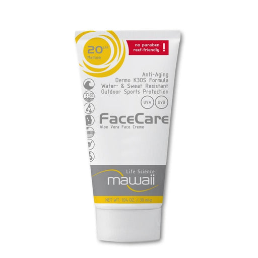 Mawaii FaceCare K3OS Formula, 30ml SPF 20