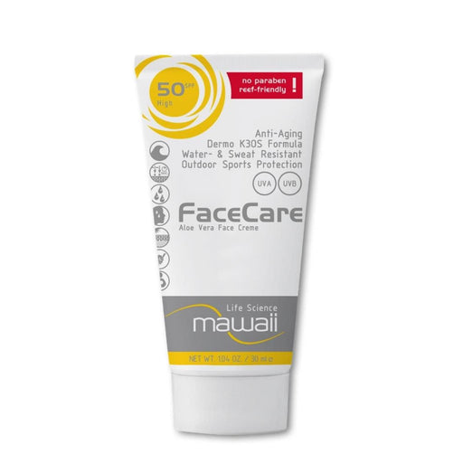 Mawaii FaceCare K3OS Formula, 50ml SPF 30