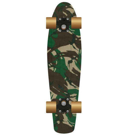"PROHIBITION Retro Skateboard, 28"" Street"