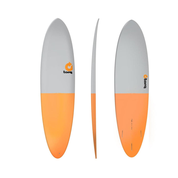 TORQ Epoxy 7.2 FiftyFifty Funboard