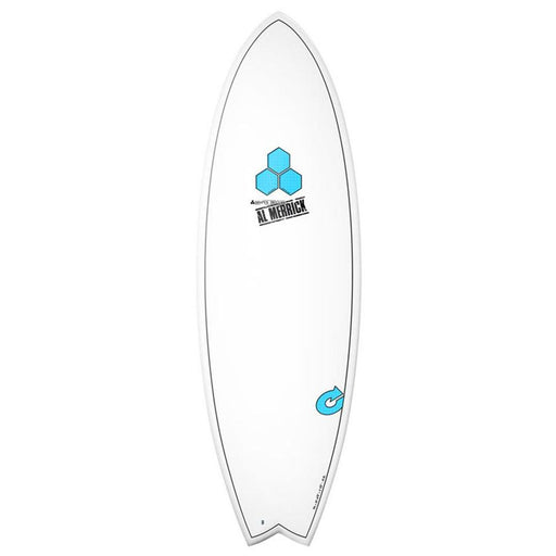 CHANNEL ISLANDS X-lite Pod Mod 5.6 Blue Surfboard