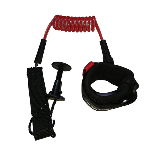 Tekknosport 100cm Coiled Leash