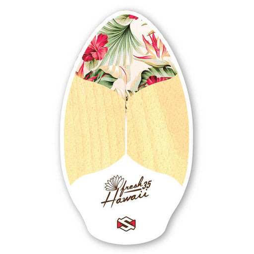 "SkimOne 35"" Fresh Hawaii White Skimboard"