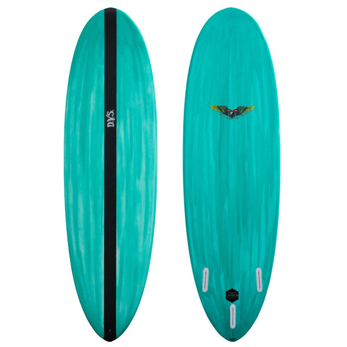 DVS Micro LCT Futures 6.0 Surfboard