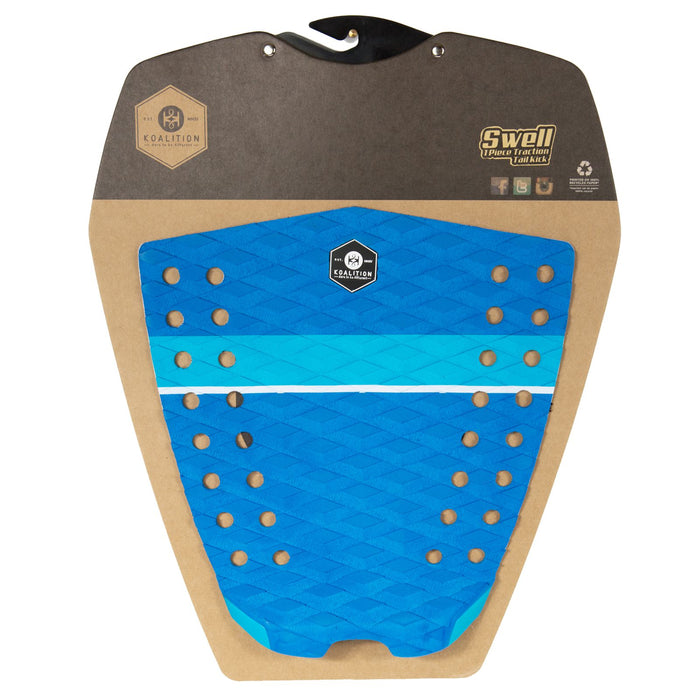 KOALITION Swell Traction Pad, Blue