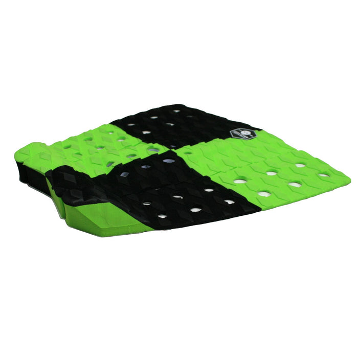 KOALITION Karve Traction Pad, Black & Lime