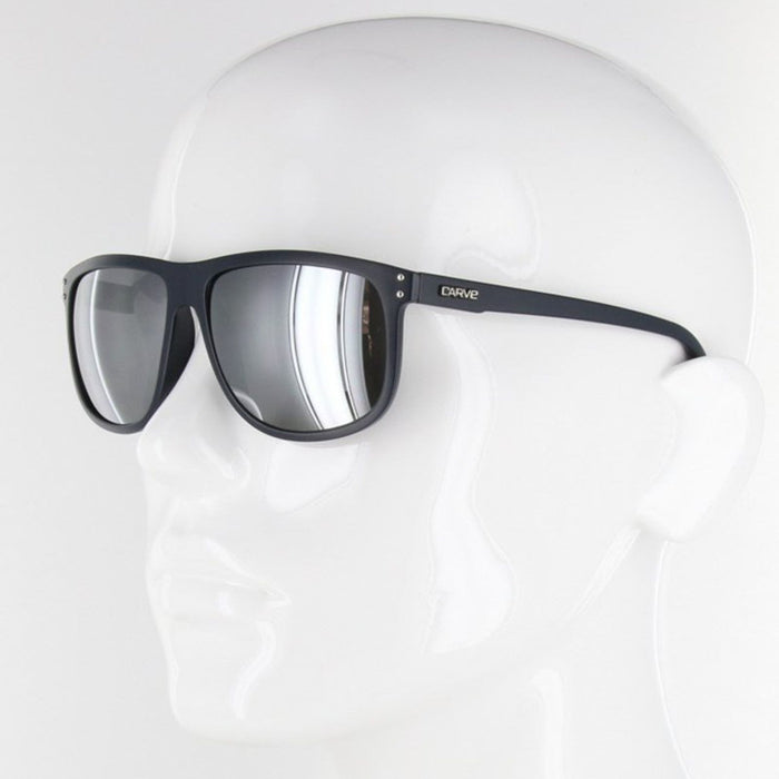 CARVE Absolution Matte Navy Sunglasses