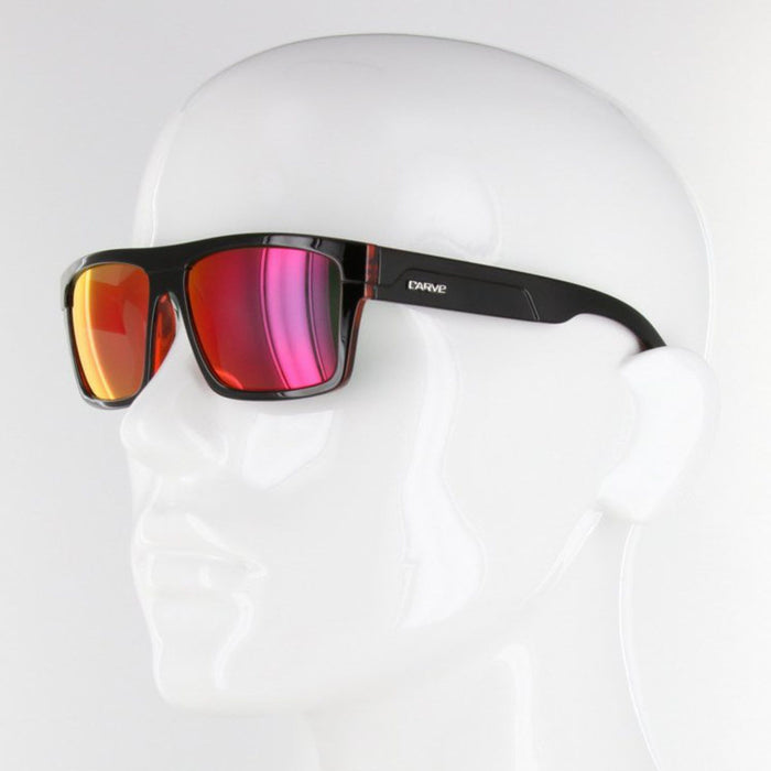 CARVE Volley Black Red Sunglasses