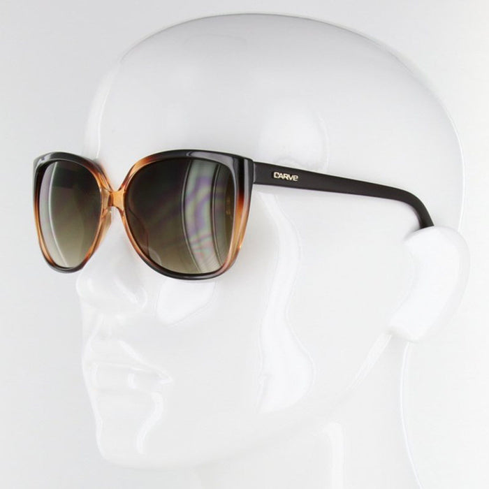 CARVE SHEREE Tort Brown Sunglasses