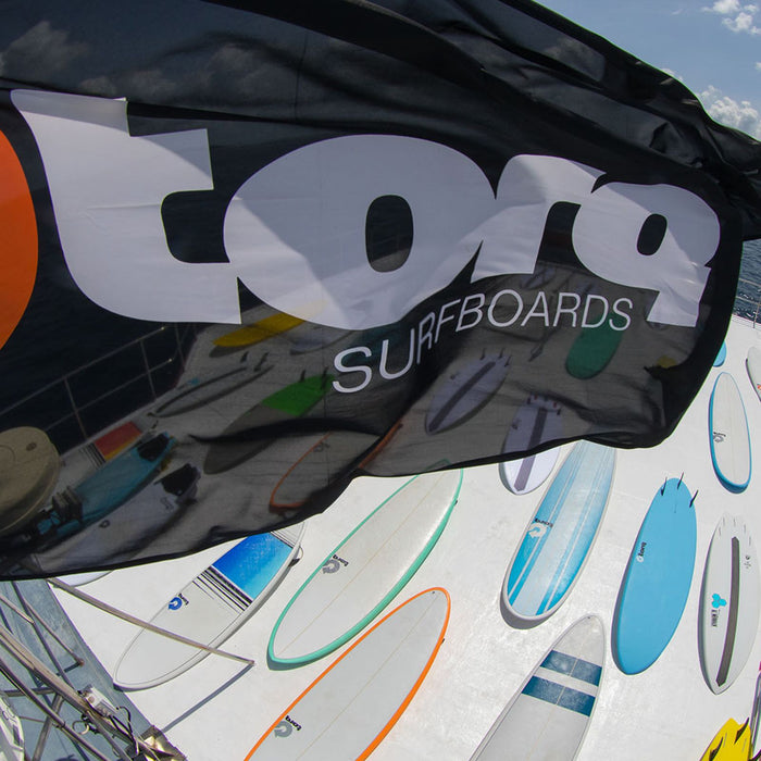 TORQ TEC Summer 5  5.10 Surfboard