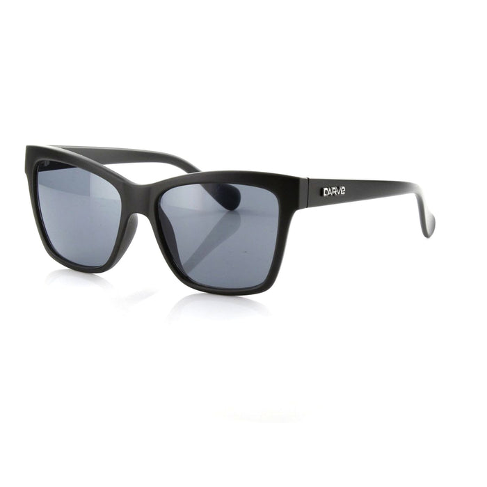 CARVE Gomez Kids Matte Black Sunglasses