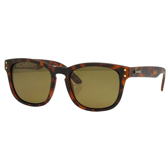 CARVE Griffin Polarized Matte Tort Sunglasses