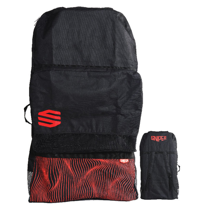 SNIPER Single Cover Deluxe Bodyboard Bag