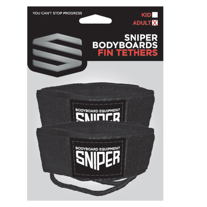 SNIPER Deluxe Fin Tethers