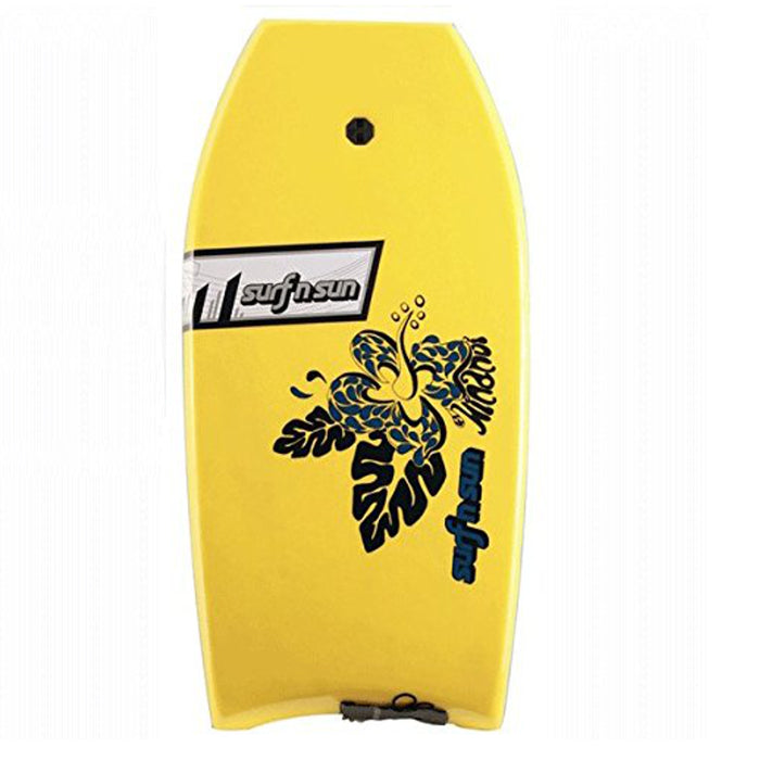 "SurfnSun Similar 41"" Yellow"