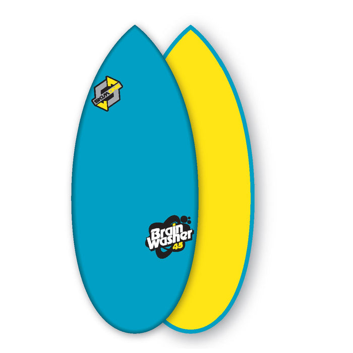 "SkimOne EPS Epoxy 44"" Brain Washer Skimboard"